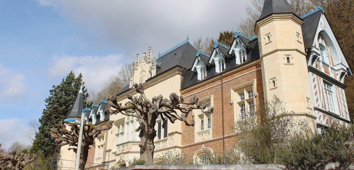 Rives-en-Seine. Un déjeuner au Manoir de Rétival