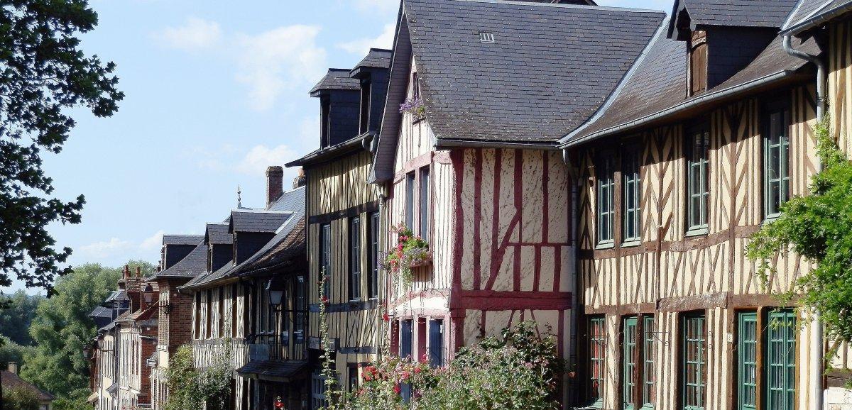 Eure. Visite du Bec-Hellouin: un voyagetemporeldu XIe siècle à nos jours