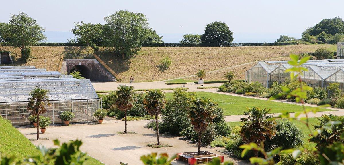 Le Havre. Les Jardins suspendus: un périple botaniqueaux quatre coins du globe