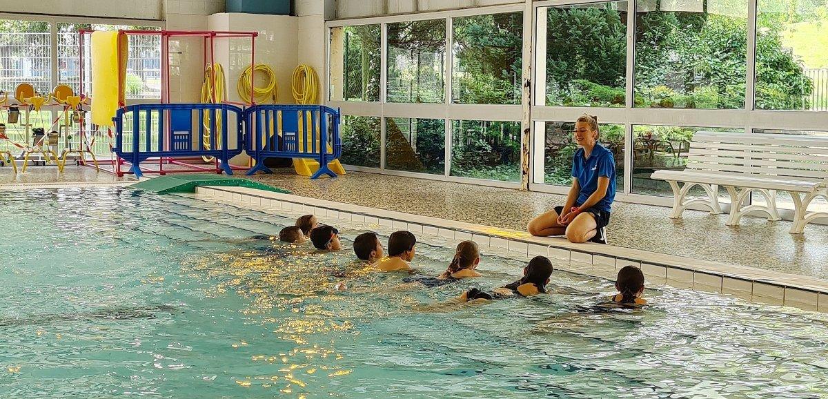 Pendant l'été, des stages de natation gratuits pour les 7-13 ans