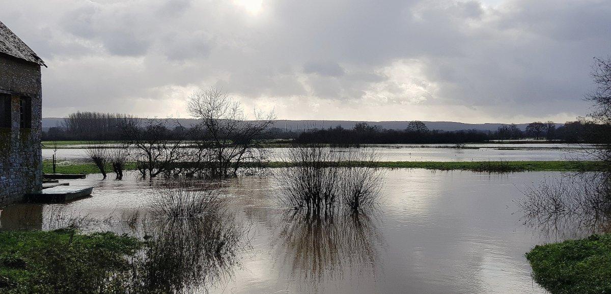 L'état de catastrophe naturellereconnu pour sept communes