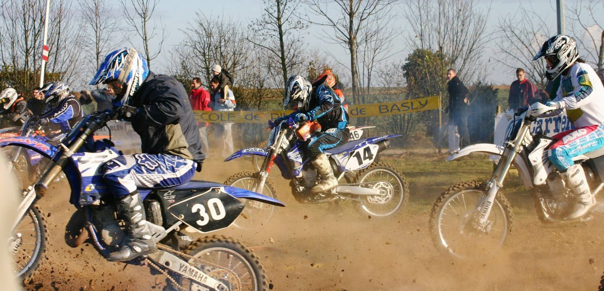 Championnat de France de motocross à Basly ce dimanche