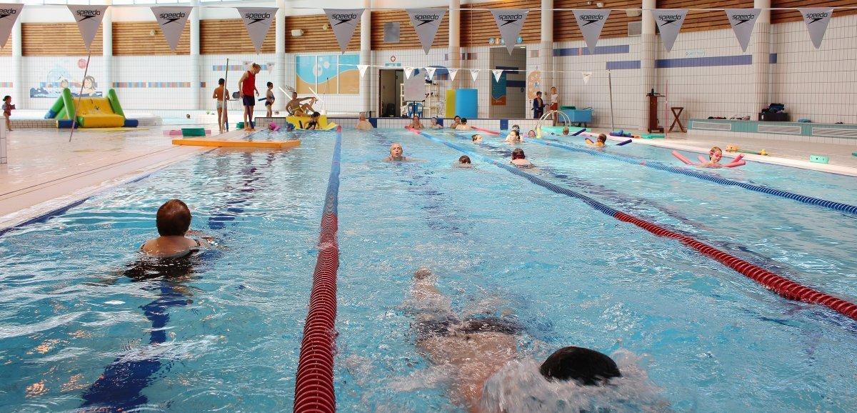 Une baisse de la fréquentation à la piscine de Carpiquet