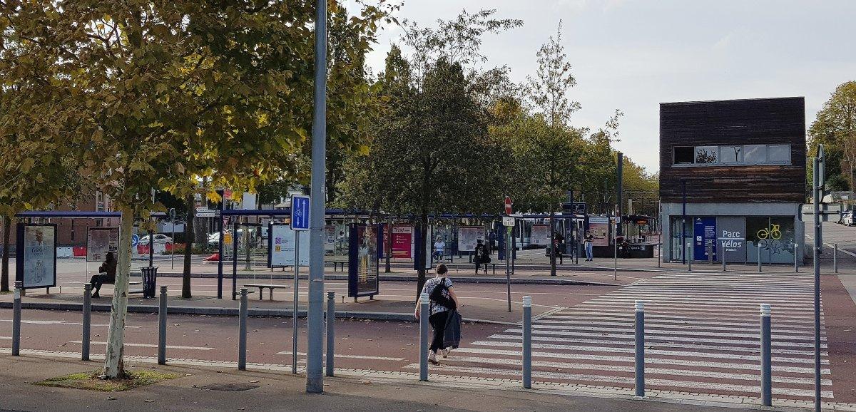 Rouen. Le Boulingrin à proximité du centre-ville