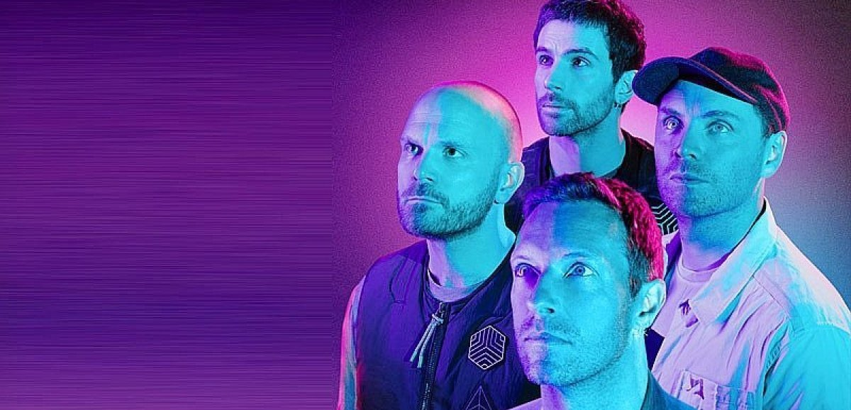 Musique. Coldplay dévoile une chanson de dix minutes!