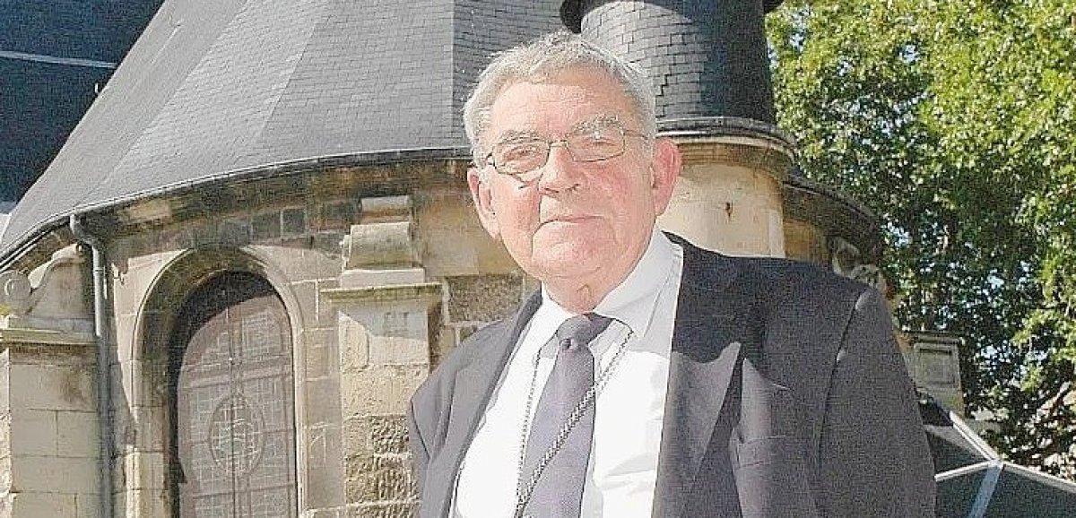Monseigneur Guyard, ancien évêque du Havre, est décédé