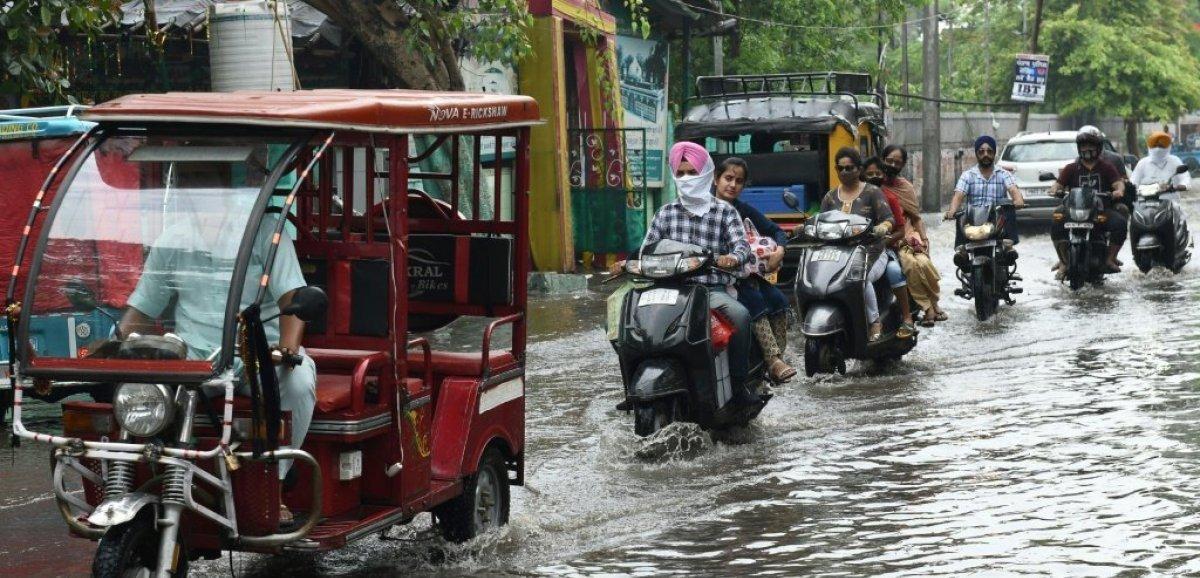 L'Inde en première ligne face au changement climatique