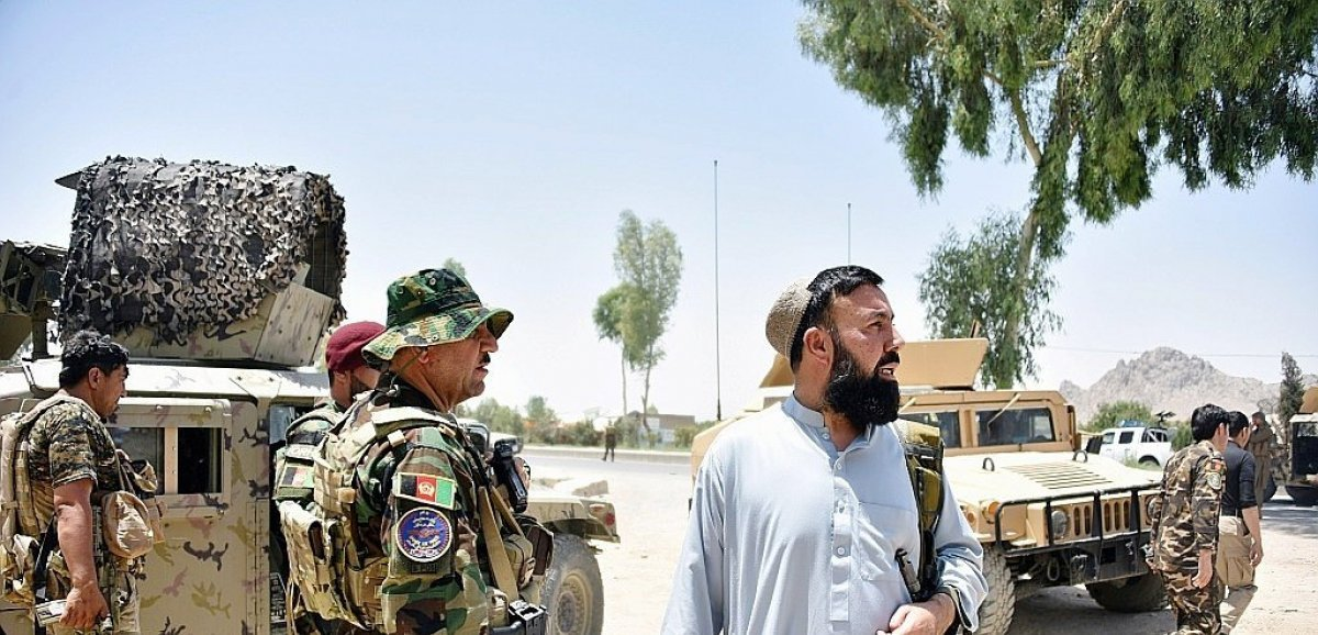 Afghanistan: 22.000 familles ont fui les combats près de Kandahar