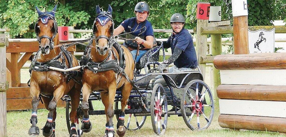 Haras du Pin. Les championnats du monde d'attelage poneys disputés dans l'Orne