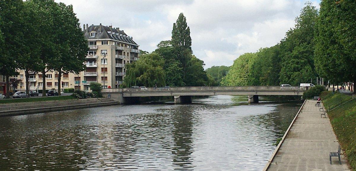 Caen. Deux policiers sauvent une femmede la noyade dans l'Orne