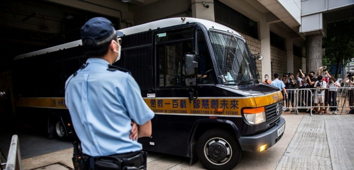 Hong Kong: un premier suspect reconnu coupable en vertu de la loi sur la sécurité nationale
