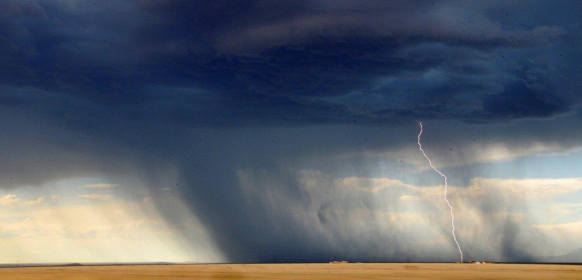 À Dubaï, de la fausse pluiepour luttercontre la chaleur
