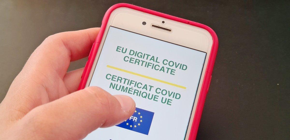 Covid-19. L'extension du pass sanitaire en vigueur le 9août