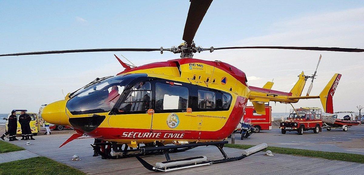 Pays de Caux. Six blessés dont trois graves dans une collision entre deux voitures