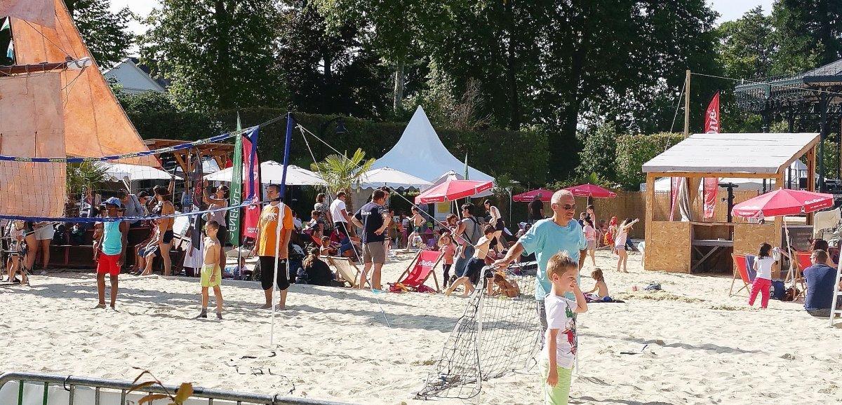 Orne. Concerts, spectacles, quiz... Les beaux jours d'Alençon plage sont de retour
