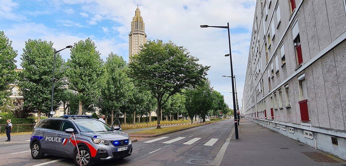 Le Havre. Colis suspect: les abords de l'église St-Joseph bouclés pendant deux heures