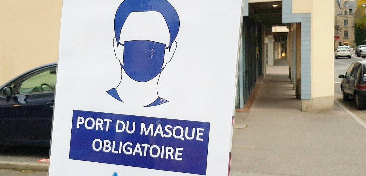 Covid-19. Port du masque obligatoire en extérieur : un arrêté pris dans l'Orne