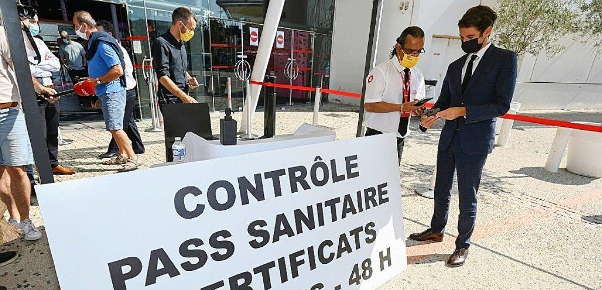 Manifestations attendues en France contre le pass sanitaire pour le troisième samedi consécutif