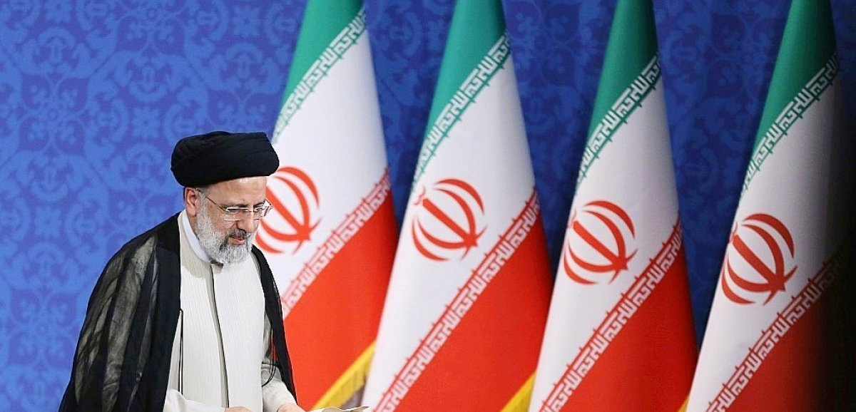 Iran: l'ultraconserverteur Ebrahim Raïssi intronisé président