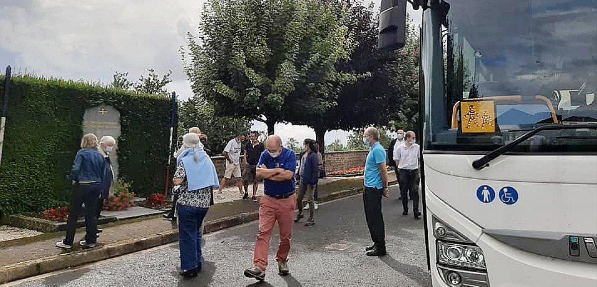 Sur les tracesde la libération d'Alençon