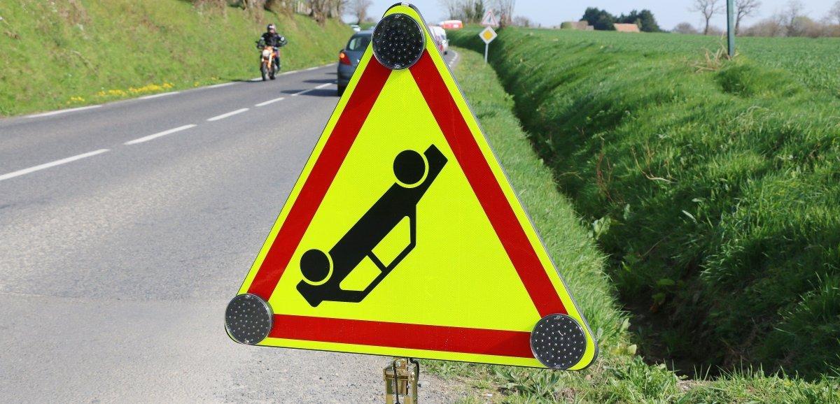 Pays de Bray. Un homme grièvement blessé dans une collision avec un engin agricole