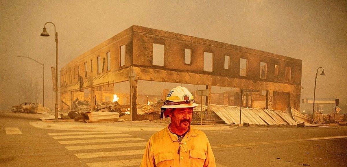 Le gigantesque incendie Dixie Fire continue sa course folle en Californie