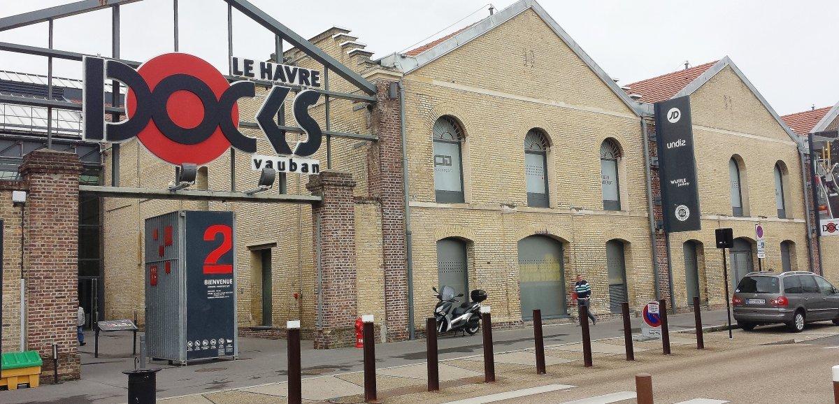 Le Havre. Colis suspect: les Docks Vauban évacués