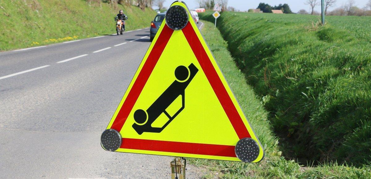 Manche. Accidentsen série: plusieurs blessés sur les routes du Cotentin