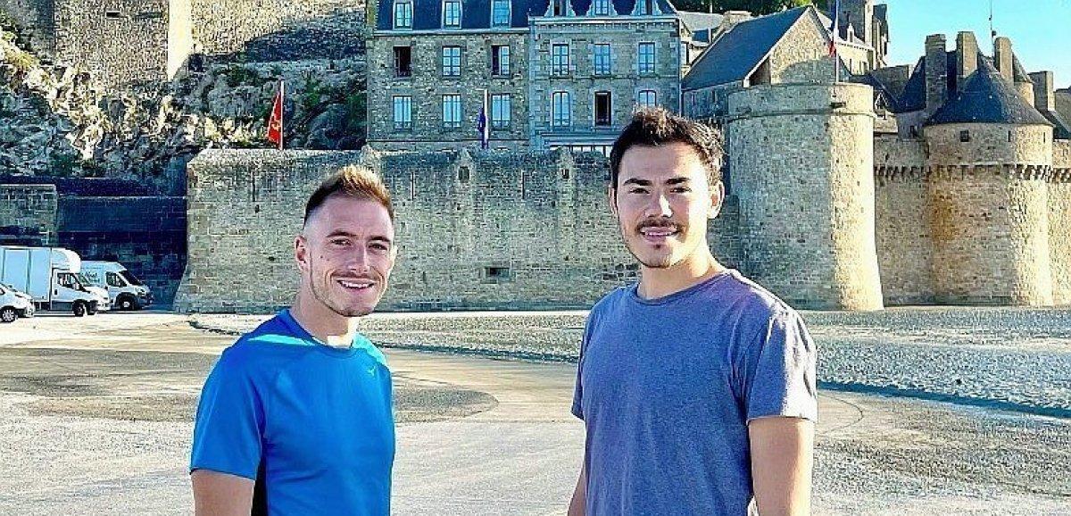 Normandie. Du Mont Saint-Michel à Caen, Dorian Louvet récolte plus de 31 000 euros