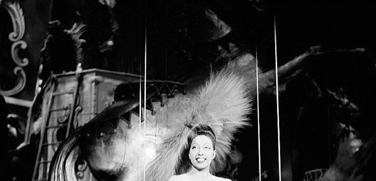 L'artiste et résistante Joséphine Baker va entrer au Panthéon