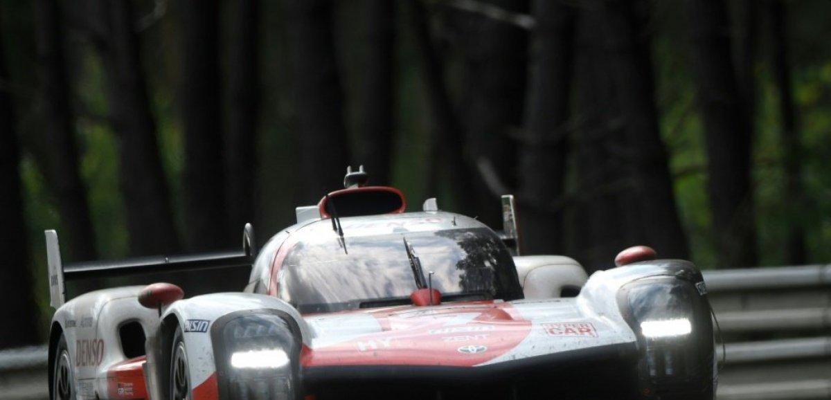 24 Heures du Mans: 1re victoire de la Toyota N.7, 4e consécutive du constructeur
