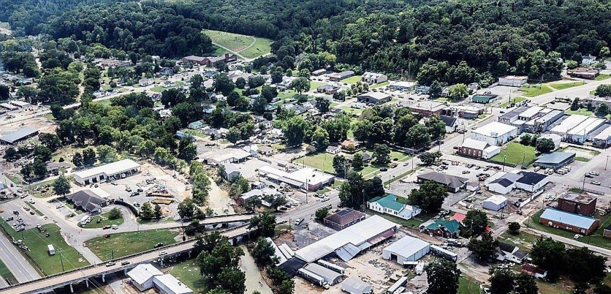 Etats-Unis: des inondations font plus de 20 morts dans le Tennessee