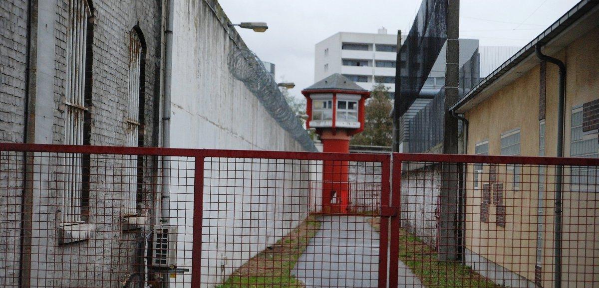 Rouen. Il lance de la drogue par-dessus les murs d'enceinte de la prison