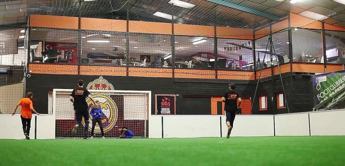 Agglo de Rouen. Avec le foot en salle, le ballon rond àl'abri du mauvais temps