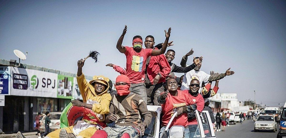 Zambie: l'opposant historique, Hakainde Hichilema, investi président