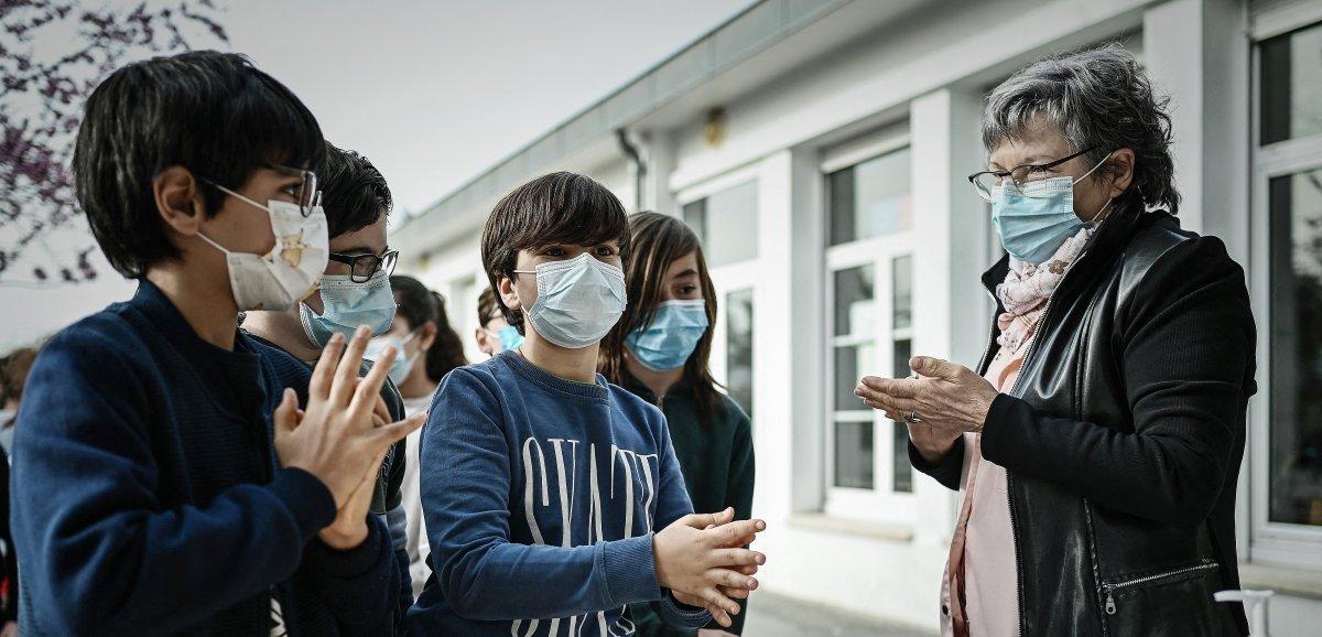 France-Monde. Ecole : vers desinégalitésentre vaccinés et non vaccinés ?