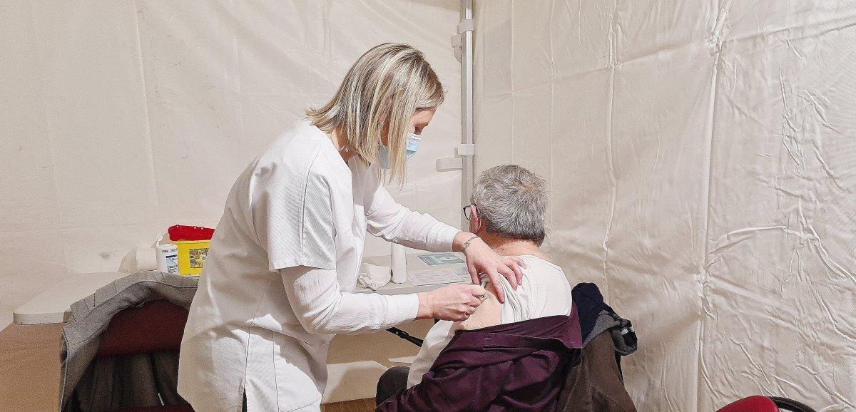 Caux Seine Agglo. Le centre de vaccination de Lillebonne déménage à Gravenchon