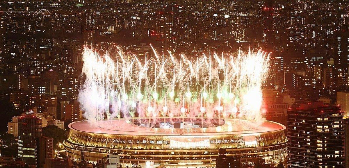 Les Jeux paralympiques de Tokyo déclarés ouverts officiellement par l'empereur Naruhito