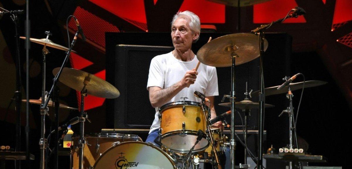 Le batteur des Rolling Stones, Charlie Watts, est mort à 80 ans