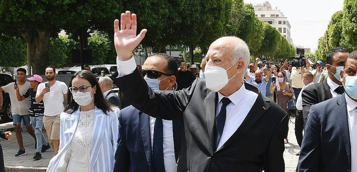 Tunisie: le président Saied prolonge sine die le gel du Parlement