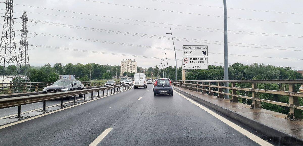 Caen. Viaduc de Calix: onze conducteurs de poids lourds verbalisés