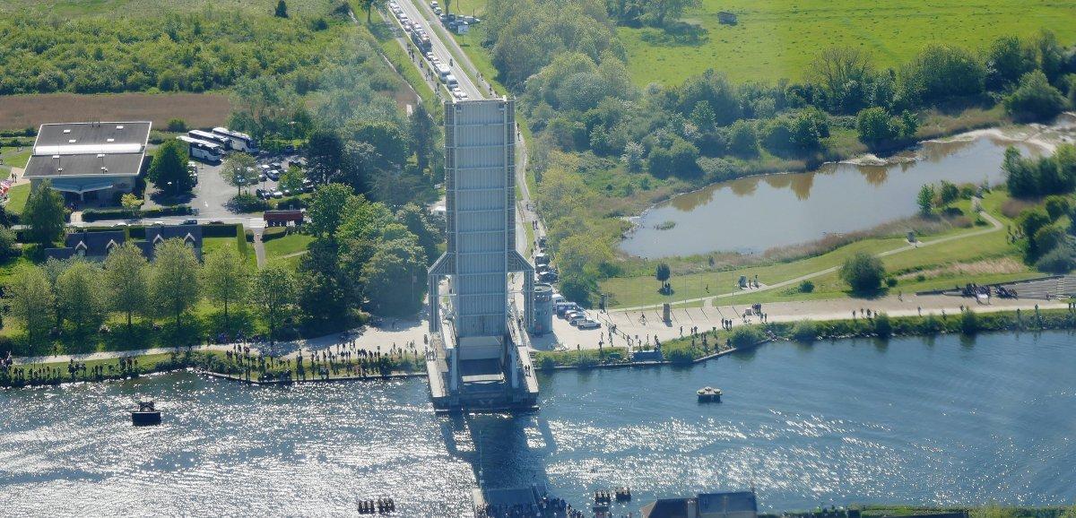 Calvados. Incidentsur lePegasus Bridge: d'importants travaux prévus