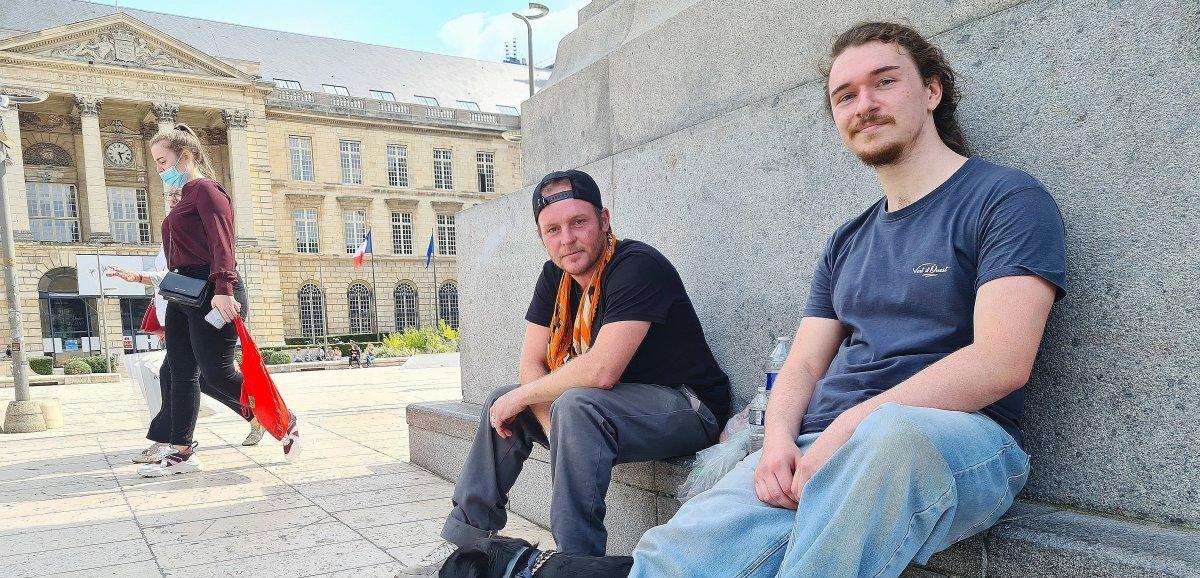 Rouen. Les nouveaux modules appréciés des skateurs de l'hôtel de ville