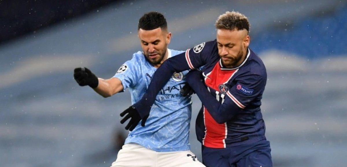 Ligue des champions: revanche PSG-Manchester City, Lille hérite de Séville
