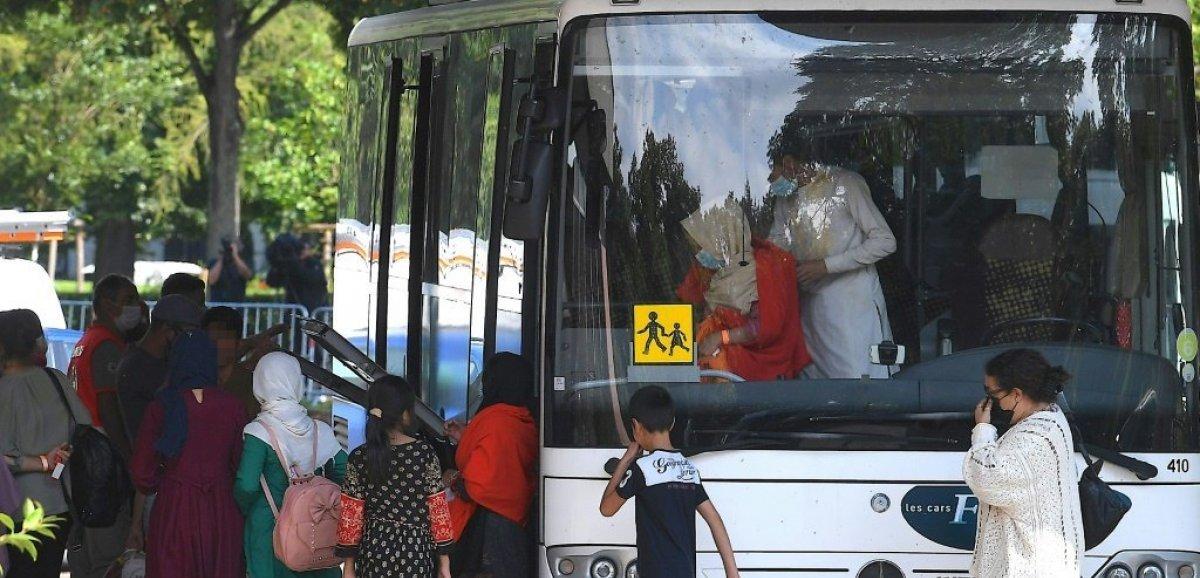 Après avoir fui leur pays, une centaine d'Afghans arrivent à Strasbourg
