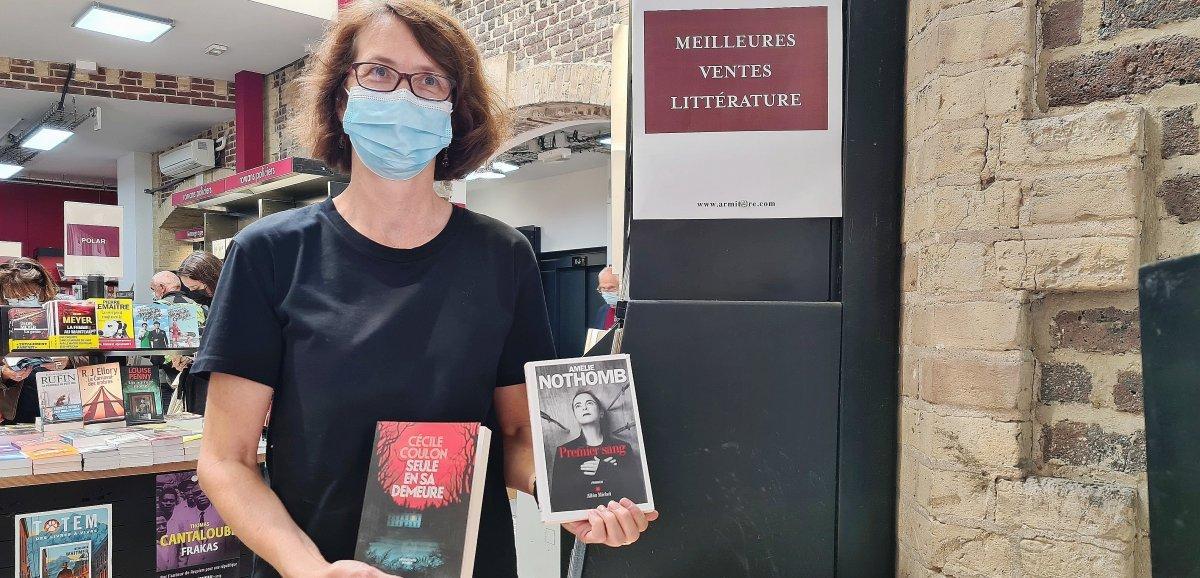Rouen. Plus de 500 romans déferlent sur les étals pour la rentrée littéraire