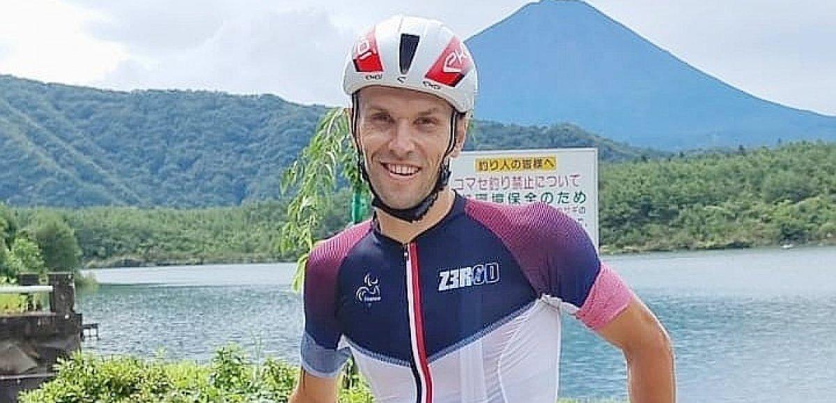 Jeux Paralympiques de Tokyo. Le Normand AlexisHanquinquant décroche l'or en triathlon