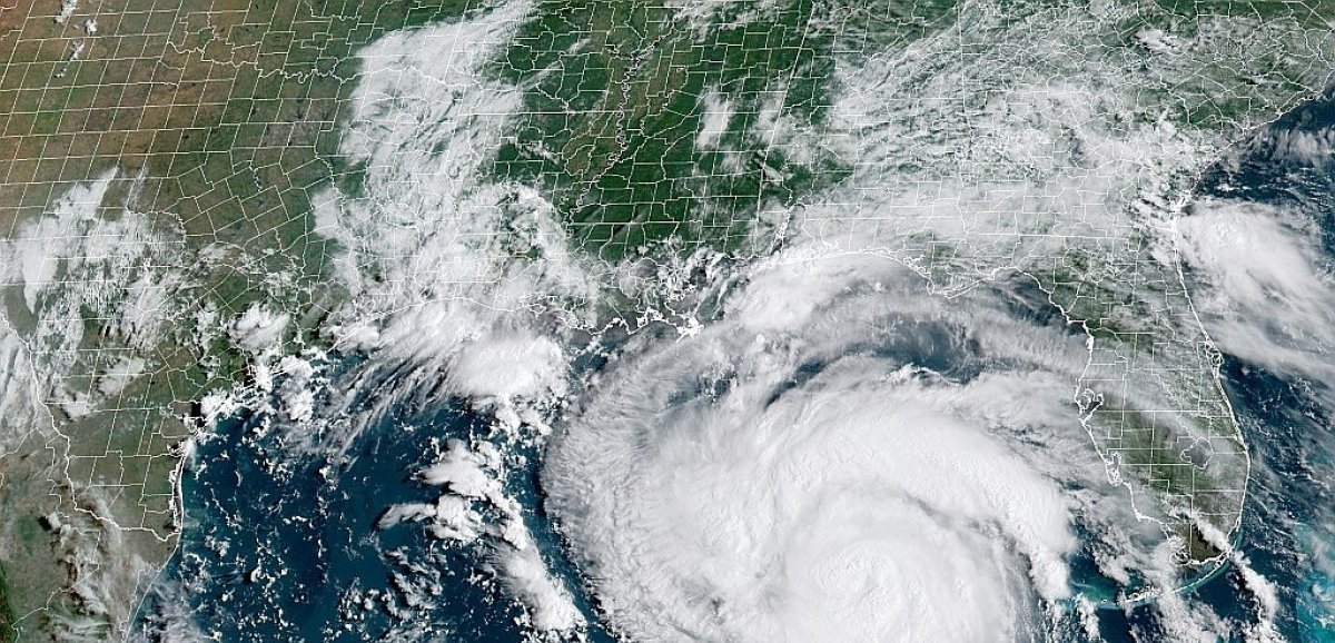La Louisiane sous la menace de l'ouragan Ida, 16 ans après les ravages de Katrina