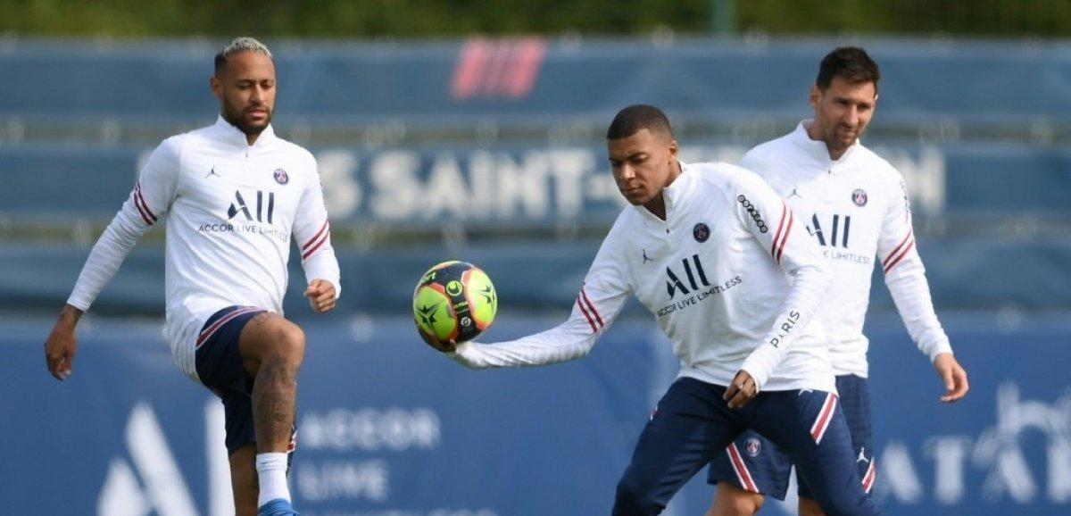 L1: déplacement royal pour Messi à Reims, avec Neymar et Mbappé