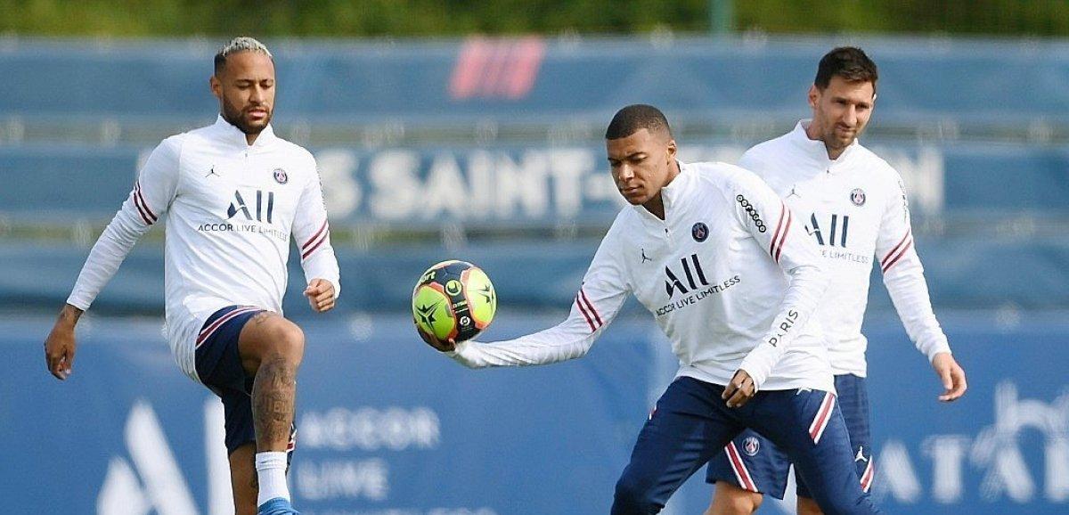 L1: Messi sur le banc pour sa première avec le Paris SG, à Reims